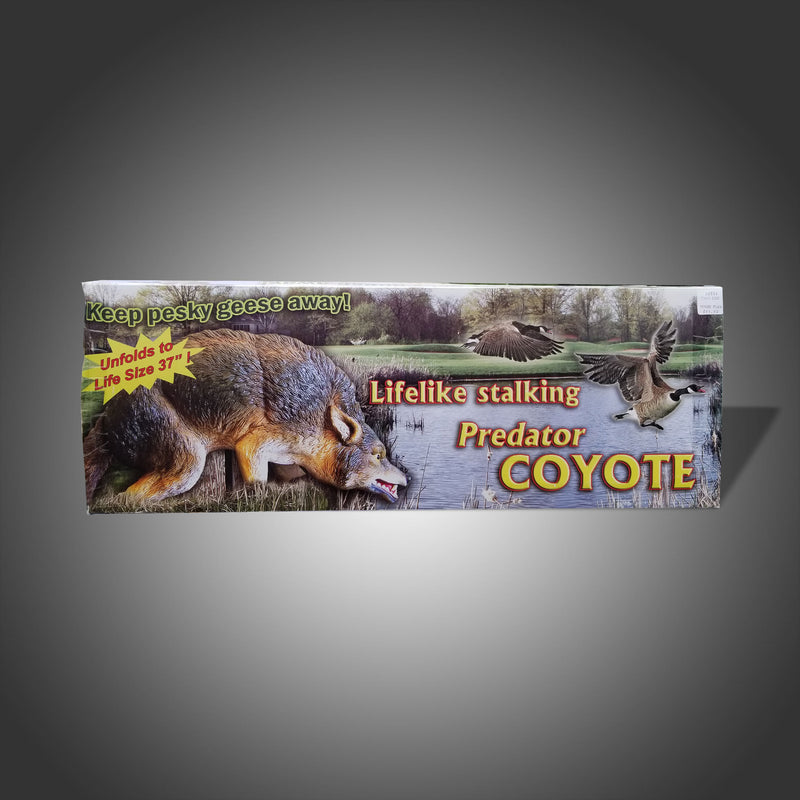 Coyote Predator Decoy