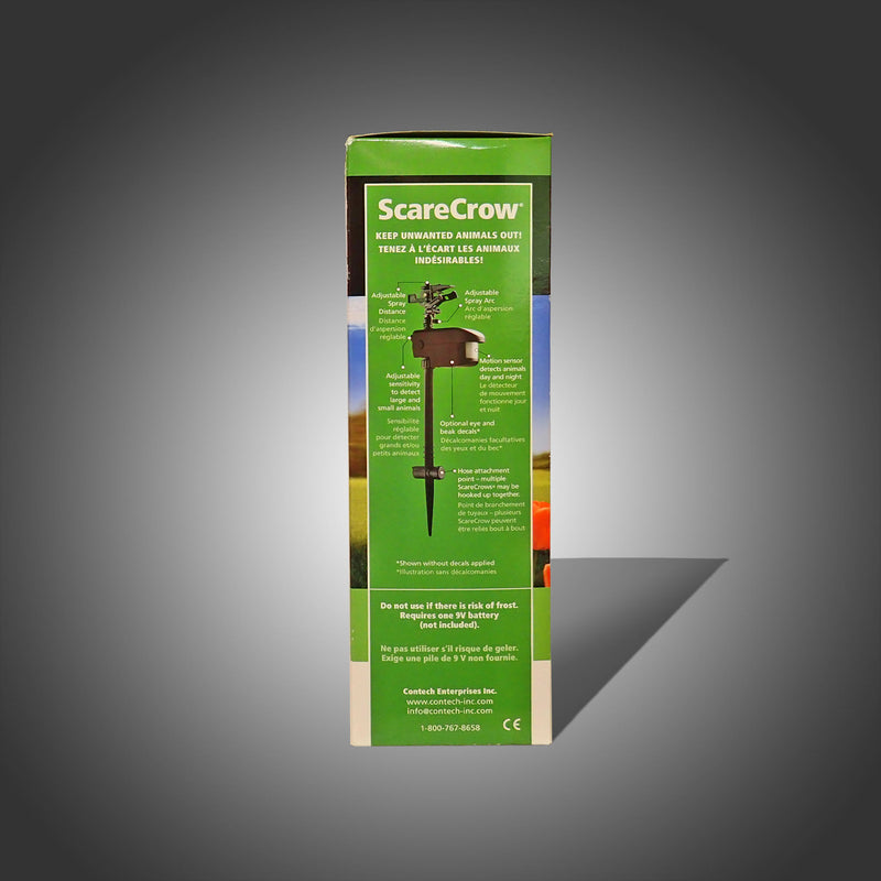 ScareCrow - Motion Activated Animal Deterrent