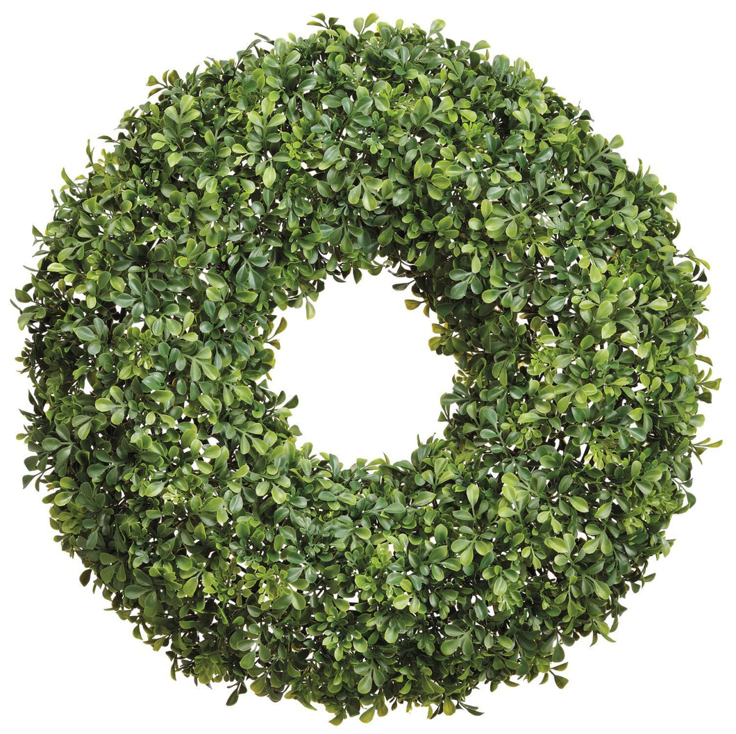 Boxwood Wreath 22