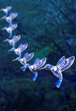 Load image into Gallery viewer, Hummingbird Solar String Lights ON SALE