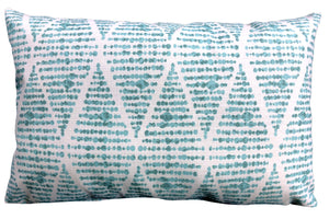 Foster 16X24 Light Blue Outdoor Pillow