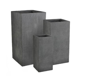 "Linea Pot Square 11.4"" Diameter"