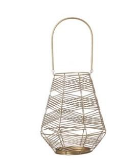 Lito Lantern Dark Gold - 11