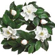 "Magnolia Wreath 22"" - ON SALE!!"