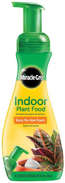 MG Indoor Plant Food Foam 1-1-1