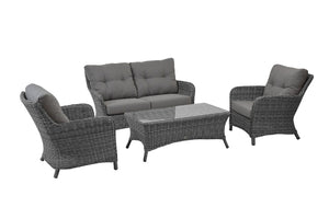 Messina 4PC Conversation Set - ON SALE!! Only available in store at Waterdown, Milton and Hamilton.