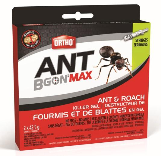 Ortho Ant B Gon Max Ant & Roach Killer Gel 2 Pack