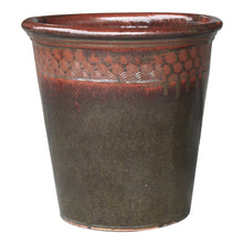 "Load image into Gallery viewer, Peacock Sasha Planter 15"" Diameter ON SALE!"