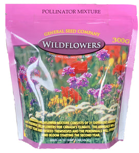 Pollinator Seed Mix 300G