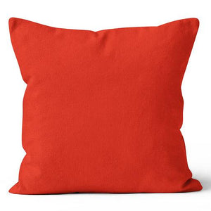 "Rave Solid Flame Indoor Pillow 14"" x 20"" ON SALE"