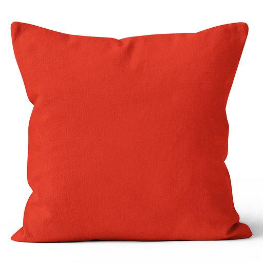Rave Solid Flame Indoor Pillow 14