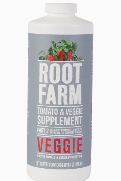 Root Farm Part 2 Tomato & Veggie Nutrient 4-0-1