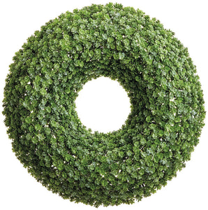 "Sedum Wreath 20"" - ON SALE!!"