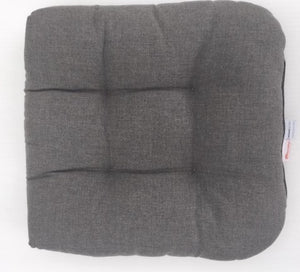 "Tufted Outdoor Seat Cushion - 19"" x 19"" x 3"" - ON SALE!!"
