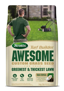 Turf Builder Lawn Seed Blend Awesome 1.4kg