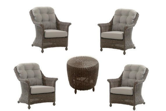 Madeora 5PC Conversation Set - ON SALE!! Only available in store at Waterdown, Milton and Hamilton.