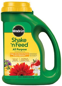 MG Shake 'N Feed All Purpose Slow Rel Fert 12-4-8  -  2.04kg