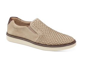 Men's Johnston & Murphy McGuffey Woven Slip-On