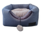Slate Marle 'Up or Down' Cat Cube Cushion