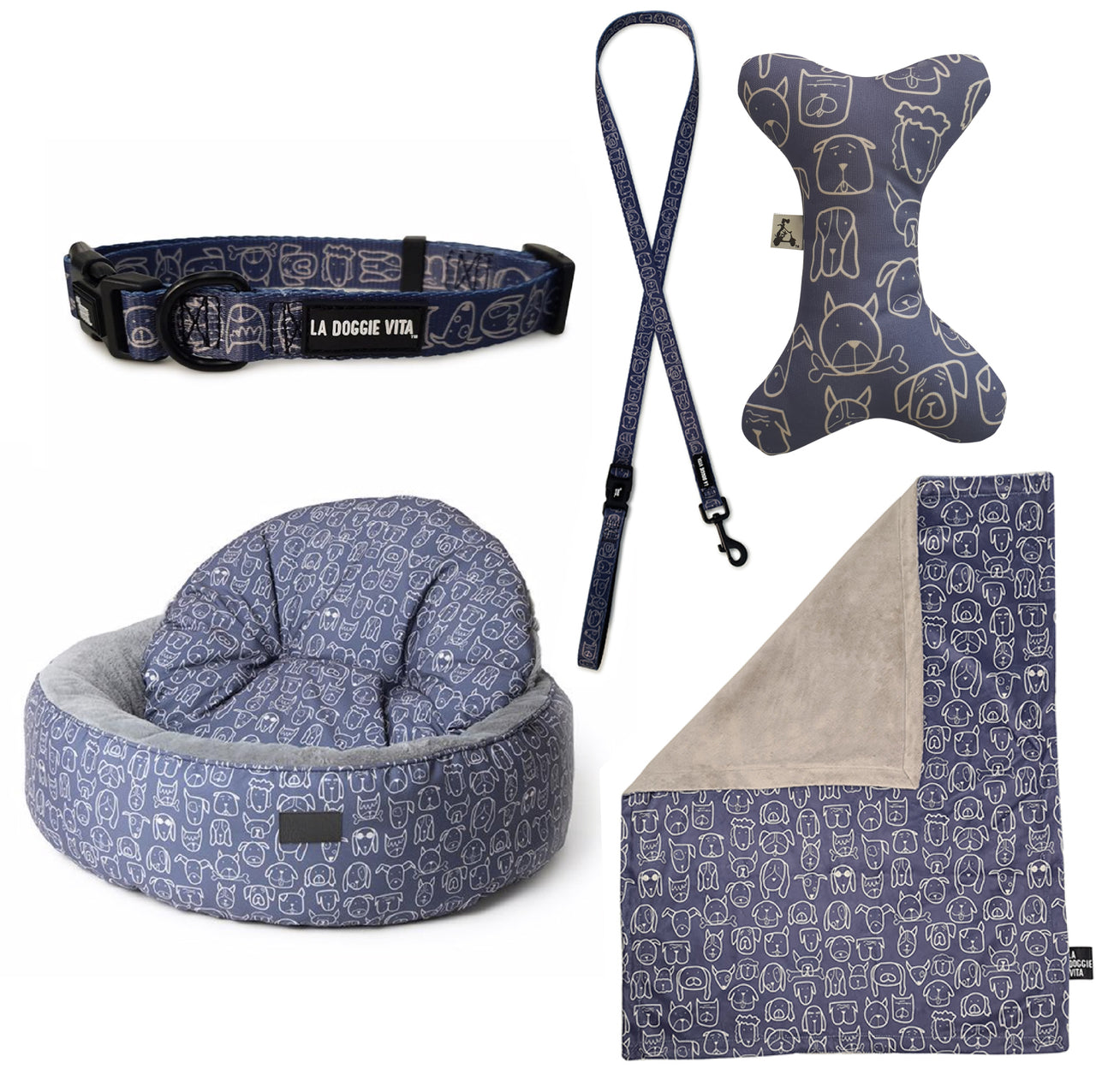 Dog Central Indigo Bundle -20% OFF R.R.P.