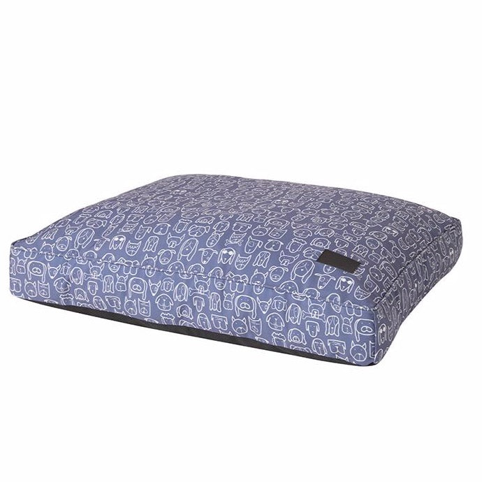 Dog Central Indigo Pillow Bed