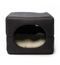 Water Resistant Dog Cube Charcoal NEW