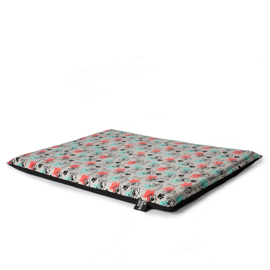 Novelty Print Flat Bed