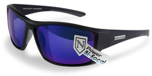 MARLIN BLACK / BLUE MIRROR BI-FOCAL