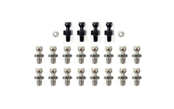 GT14 Ball Stud Set