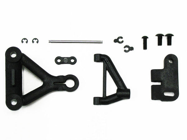 F14 EVO Front Left Suspension Arm Set
