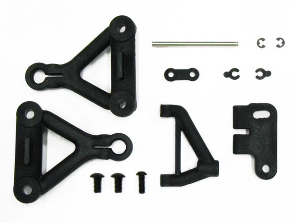 F14 EVO Front Right Suspension Arm Set