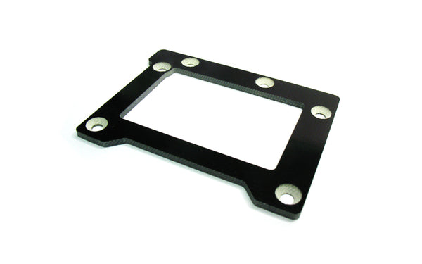 M14 EVO Rear Chassis Plate Set