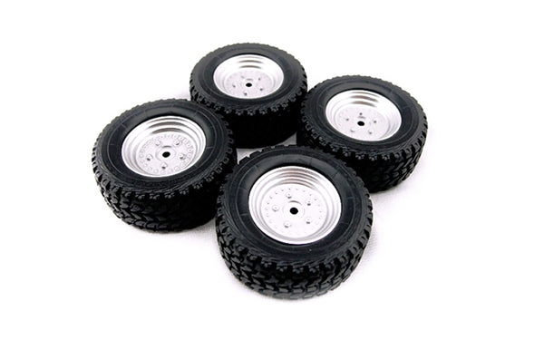 GT16 Beetle Wheels & Tyres Set (x4)