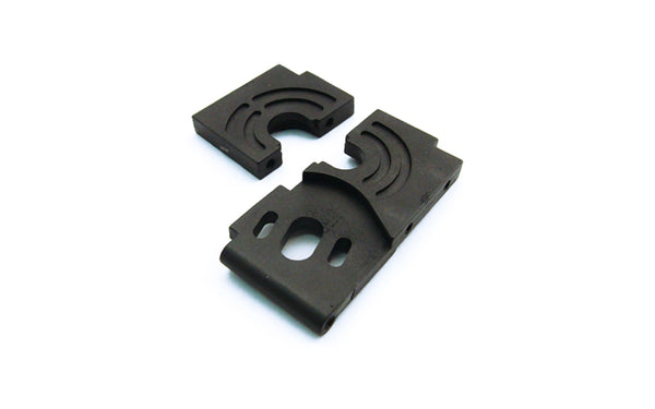 GT14 B Slipper & Motor Bracket Set