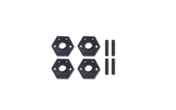 M40 DT Wheel Hex & Pin Set (x4)