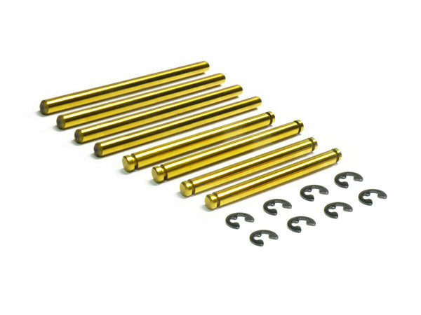 GTB TiN Hinge Pin Set (Fits GTB/GT14B/GT16MT/GT10DT)