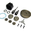 M40 Unbuilt DT/48S Diff. Gear Set (x1)