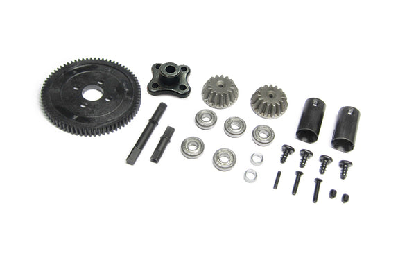M40 DT/B Input Gear Shaft Set (F&R)