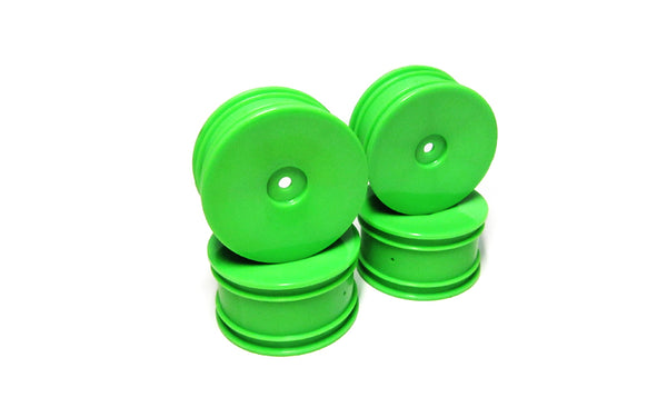 GTB Lime Green Wheels Set (x4)