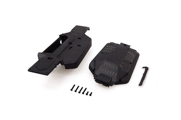 GT24 B Main Chassis & Cover Set
