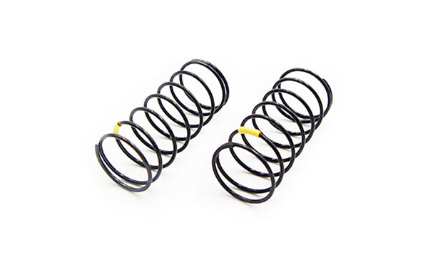 CR 4XS Shock Spring Front (Yellow) 3.65lbs