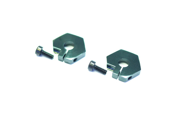 CR 4XS 7075 Alloy Front Wheel Adapters (x2)