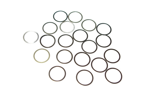 CR 4XS Shim Set (10 x 12 x 0.1mm)
