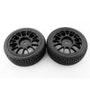 M40 S/GT10RS Pre-glued Rally Tyres Assembled (x2)