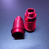 GTB Super Limited Edition Red Anodized Shock Body Front (x2)