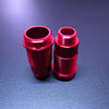 GTB Super Limited Edition Red Anodized Shock Body Rear (x2)