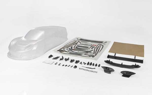 M40 S Lotus Exige V6 CUP R Clear/Unpainted Body Set