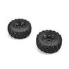 MSA-1E Wheel & Tyre Set (Pre-Glued x2)
