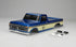SCA-1E 1976 FORD F-150 Pre Painted Body (Blue) 324mm