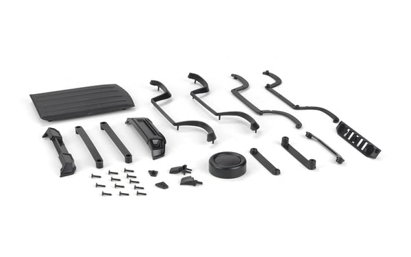 MSA-1E Suzuki Jimny JB74 Body Plastic Parts set